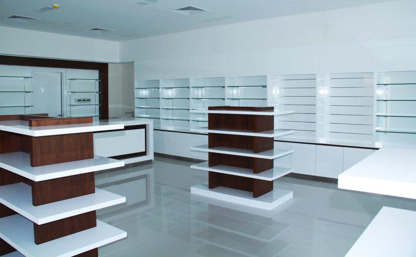 Wyposazenie sklepów